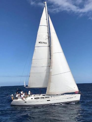 Jeanneau 45 Sun Odyssey Performance