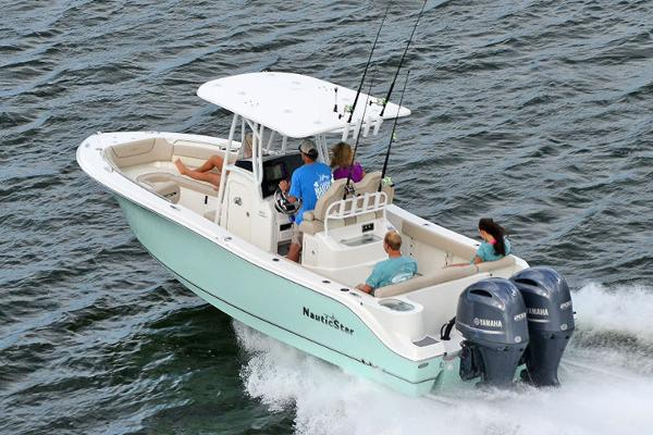 NauticStar 2602 Legacy Manufacturer Provided Image