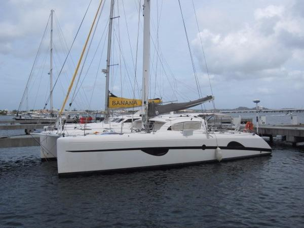 Outremer 49 Owner Version