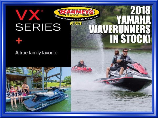 Yamaha Boats VX SERIES WAVERUNNERS