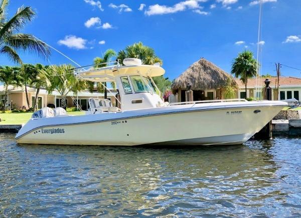 Everglades 260CC