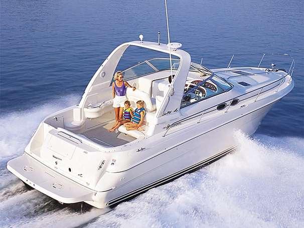 Sea Ray 310 Sundancer Manufacturer Provided Image