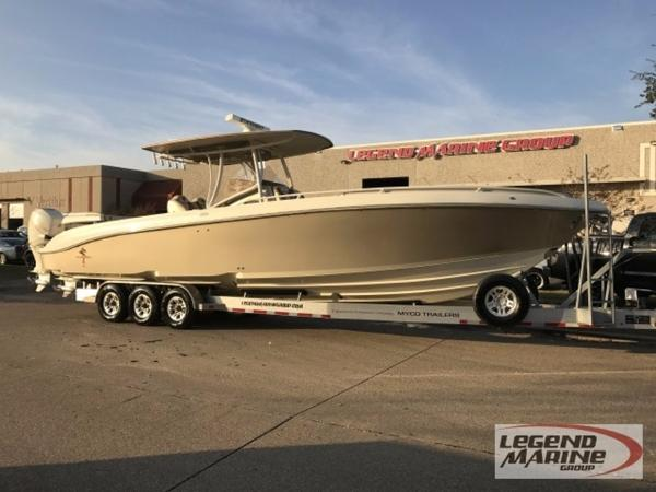 STATEMENT MARINE 38 SUV OB