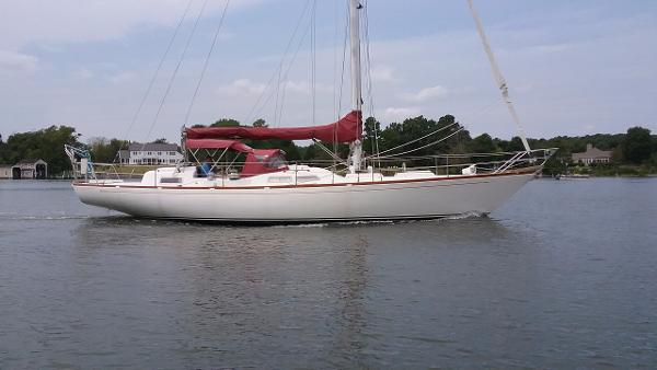 Bowman 46 Sloop Aurelia