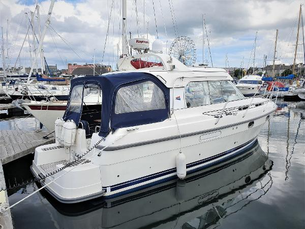Nimbus 320 Coupe Nimbus 320 coupe for sale with BJ Marine