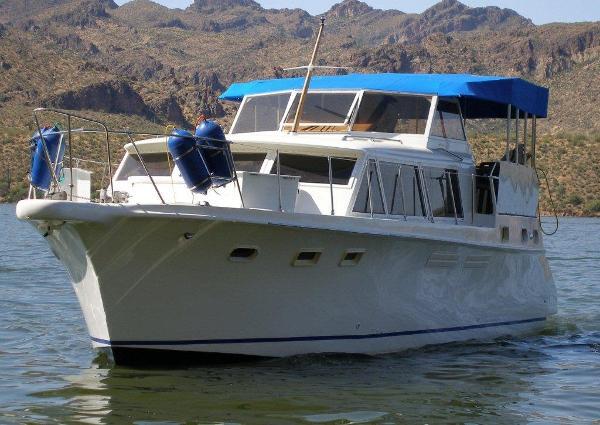 Hatteras 41 TC Motoryacht