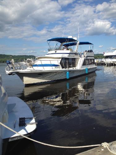 Bluewater Yachts Coastal Cruiser 51