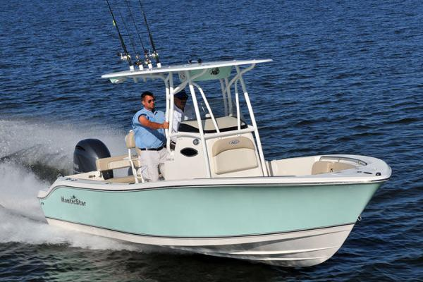 NauticStar 22 XS Offshore Manufacturer Provided Image