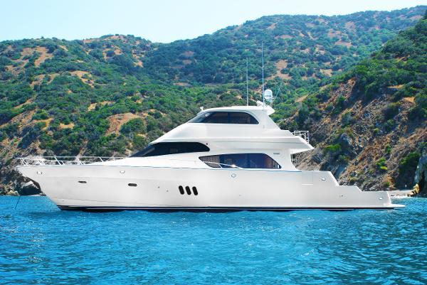 McKinna Yachts Skylounge Yacht McKinna 69 Skylounge