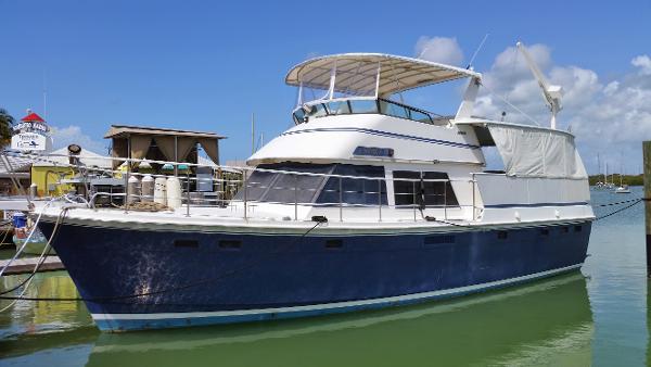 Atlantic 47 Motoryacht