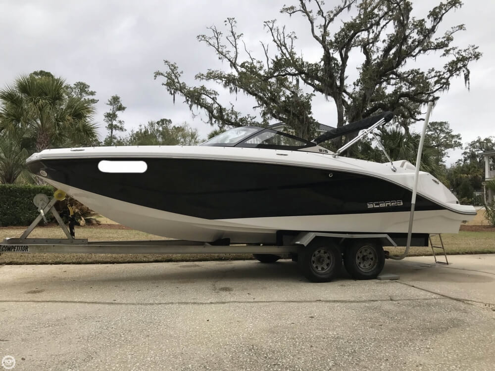 Scarab 215 HO 2015 Scarab 215 HO for sale in Mount Pleasant, SC