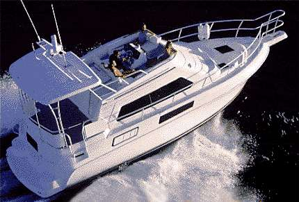 Mainship 37 Motor Yacht Manufacturer Provided Image