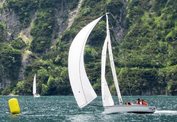 Laser Boats SB3