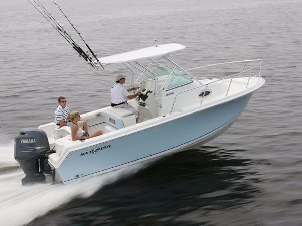 Sailfish 220 WAC