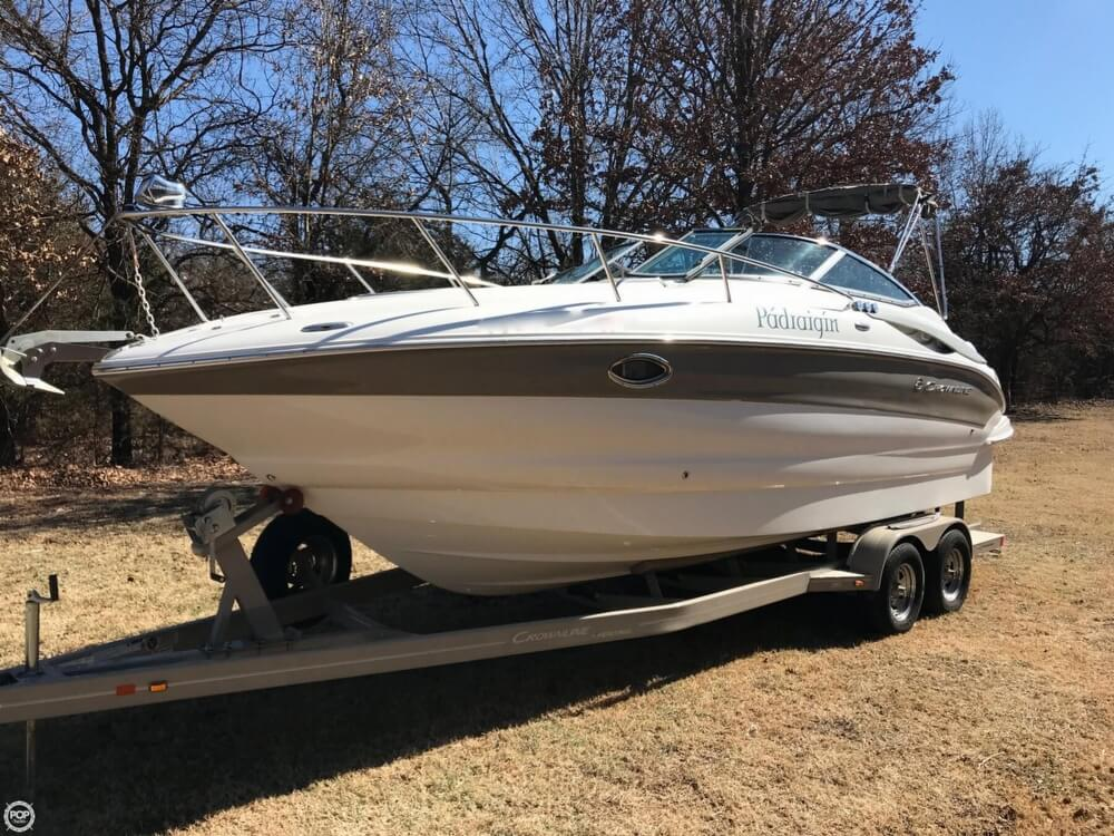 Crownline 260 CR 2011 Crownline 260 CR for sale in Wellston, OK