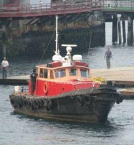 1971 50' X 14.6' Steel Hull/Aluminum Cabin Pilot Boat