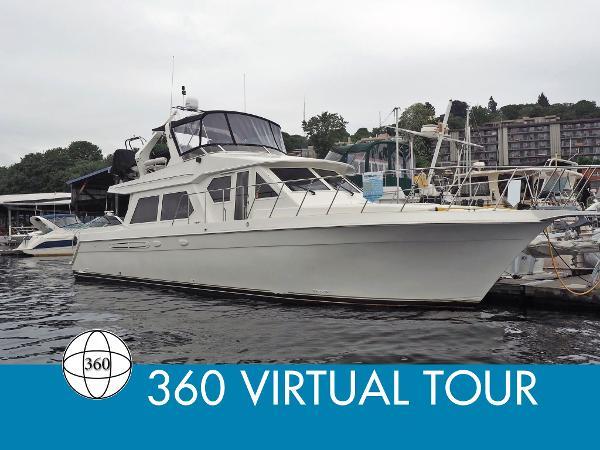 Navigator 5300 Classic Pilothouse Motoryacht Main