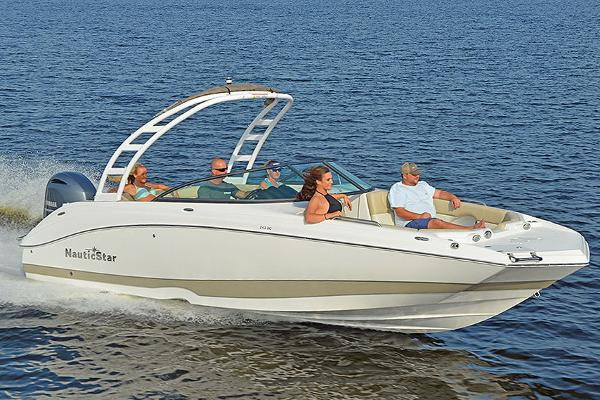 NauticStar 243DC Sport Deck Manufacturer Provided Image