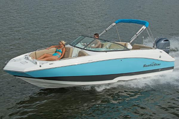 NauticStar 223 DC Sport Deck Manufacturer Provided Image