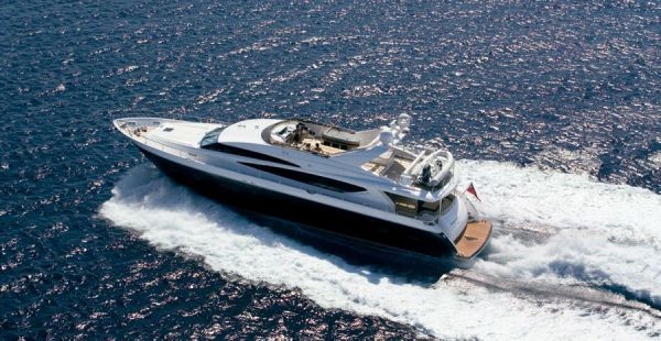 Princess 95 Motor Yacht Manufacturer Provided Image: Princess 95 Motor Yacht