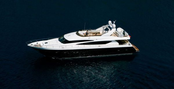 Princess 95 Motor Yacht Manufacturer Provided Image