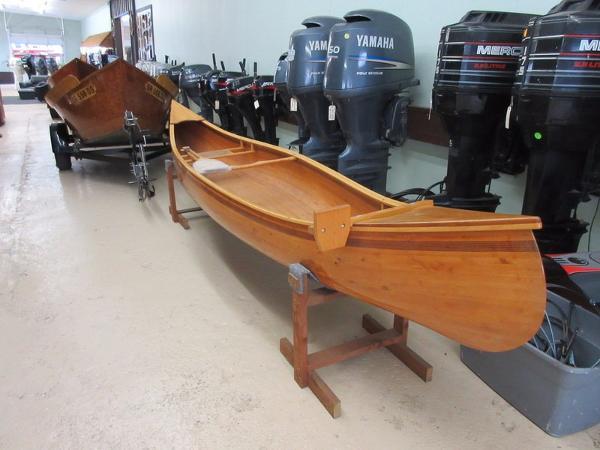 Home Built 16' Canoe
