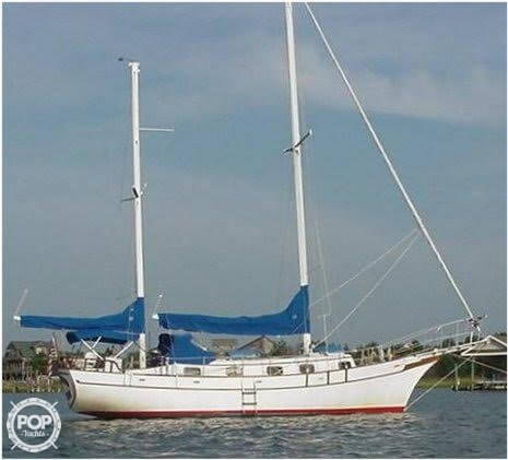 Island Trader 38 Ketch 1982 Island Trader 38 Ketch for sale in Shelter Island, NY