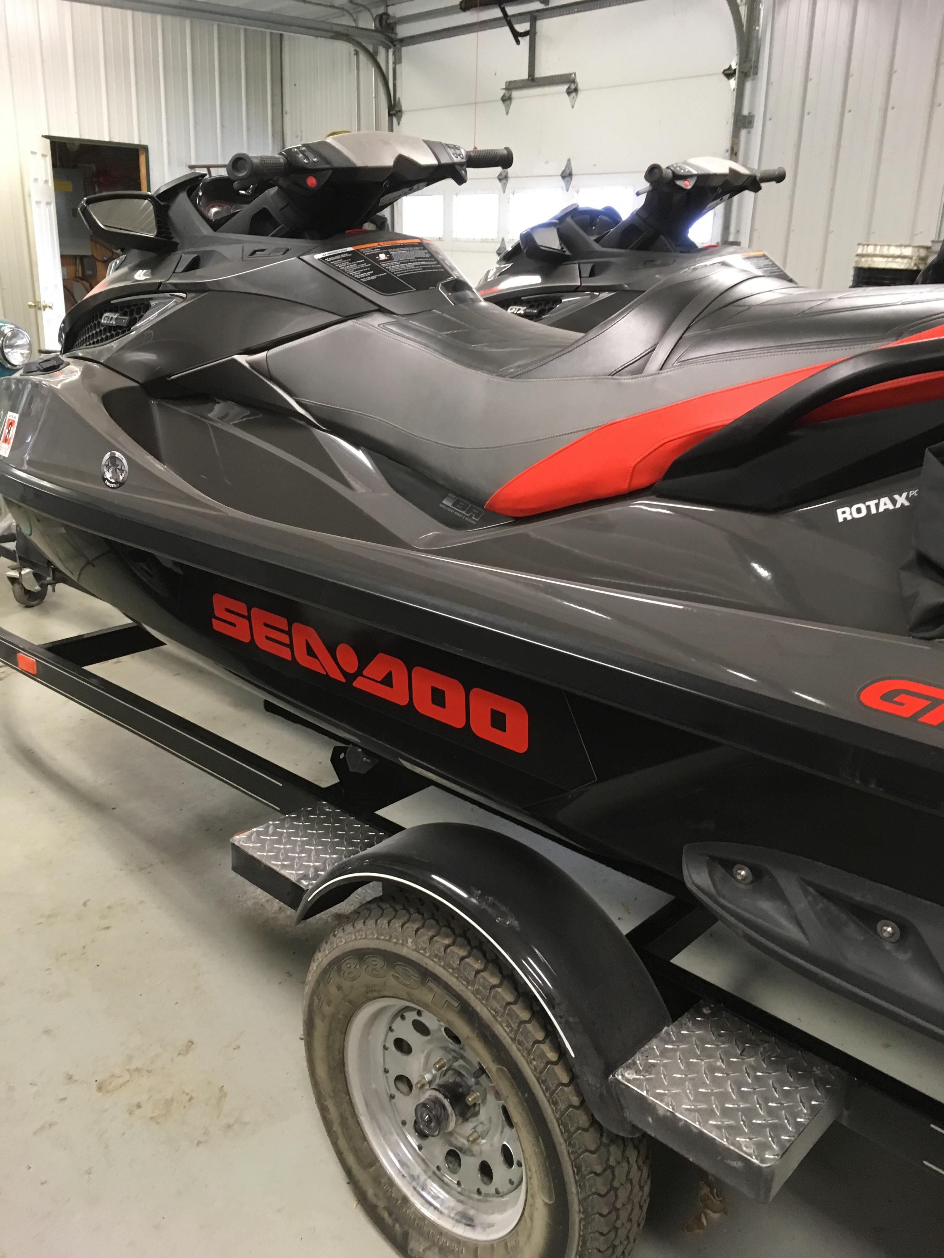 Sea-Doo 215 GTX Limited