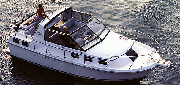 Carver 28 Riviera Manufacturer Provided Image