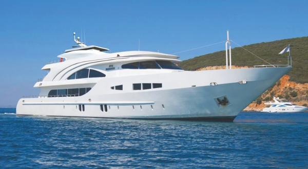 Miss Tor Yacht Custom 170 Hull