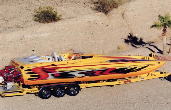 Eliminator 33 Daytona