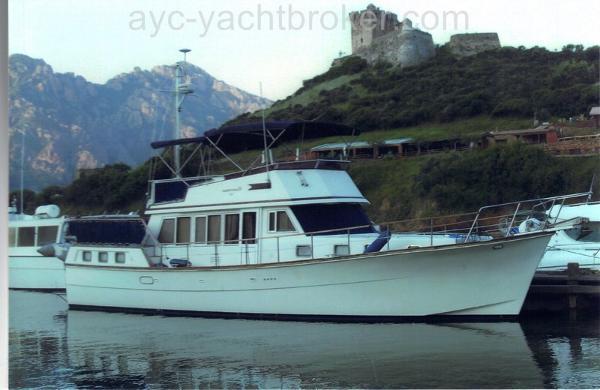 Hampton Trawler 50 AYC - Hampton Trawler 50