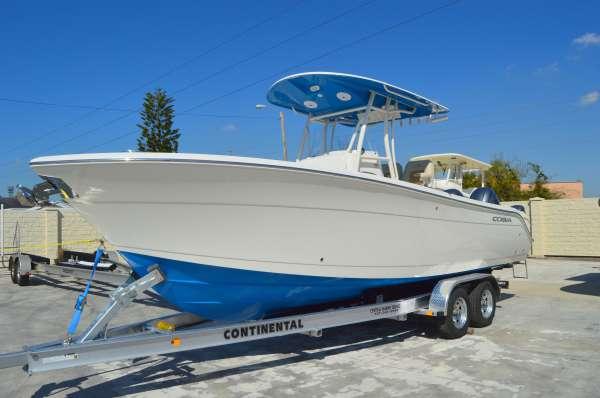 Cobia Boats 261CC
