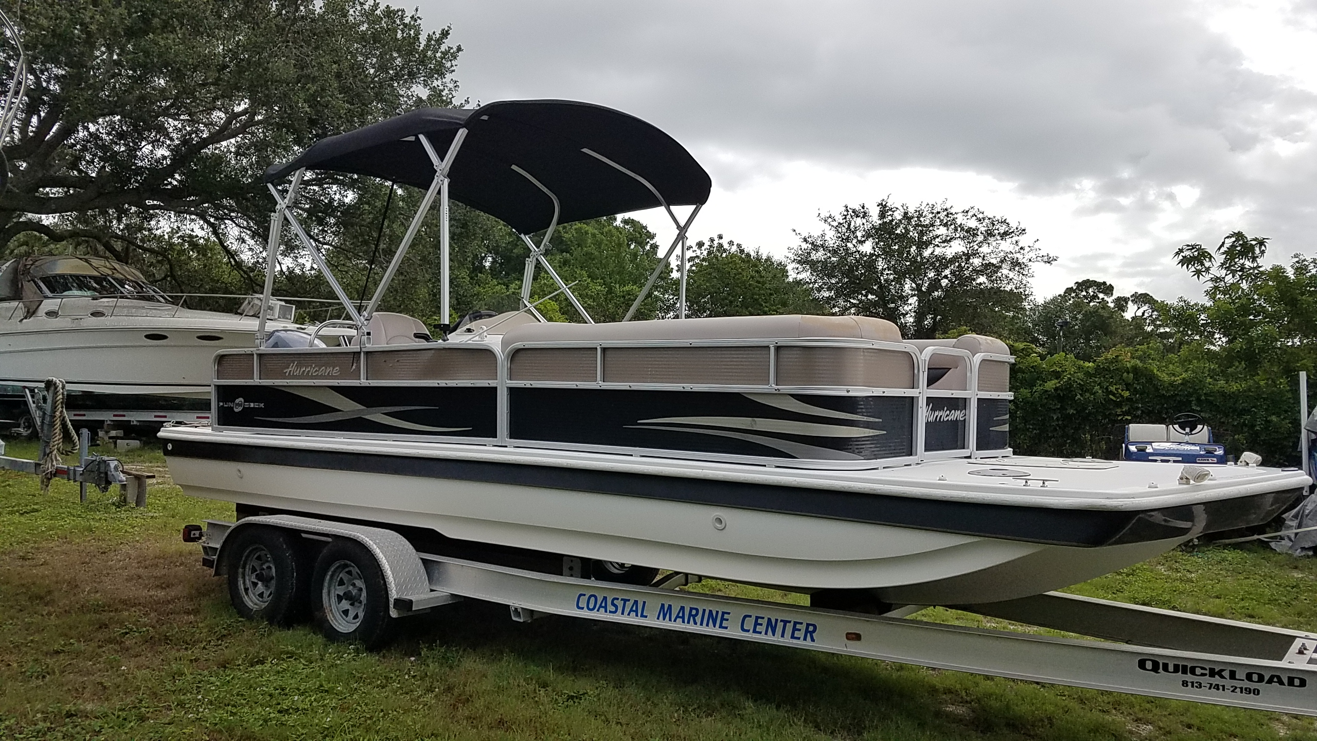 HURRICANE BOATS Fundeck 226