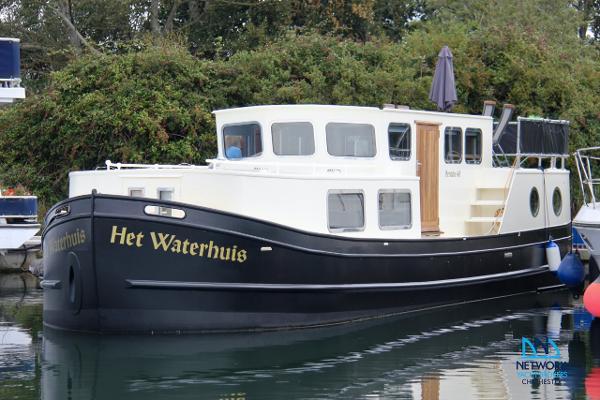 Barge Dutch Barge Peniche 45