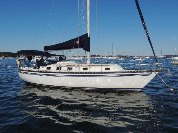 Endeavour 33 Sloop Endeavour 33