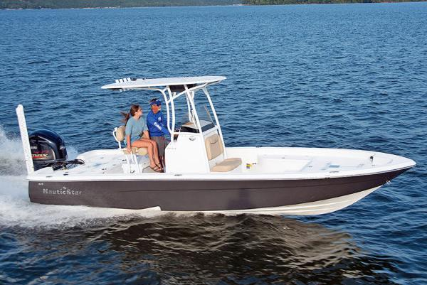 NauticStar 244 XTS Manufacturer Provided Image