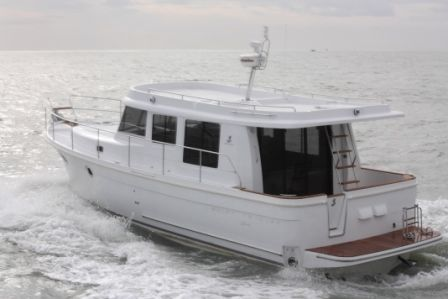 Beneteau Swift Trawler 34 S Manufacturer Provided Image