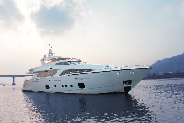 Heysea Yachts Asteria 108