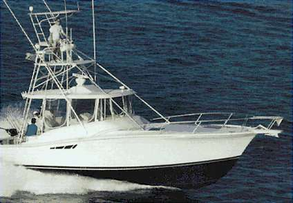 Luhrs Tournament 400 Open Manufacturer Provided Image