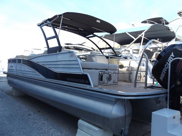 Harris Pontoons Grand Mariner SL 270