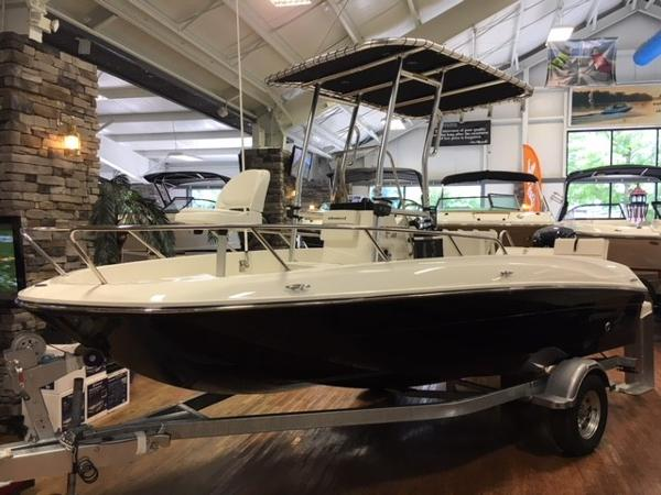 Bayliner 180 Element Fish