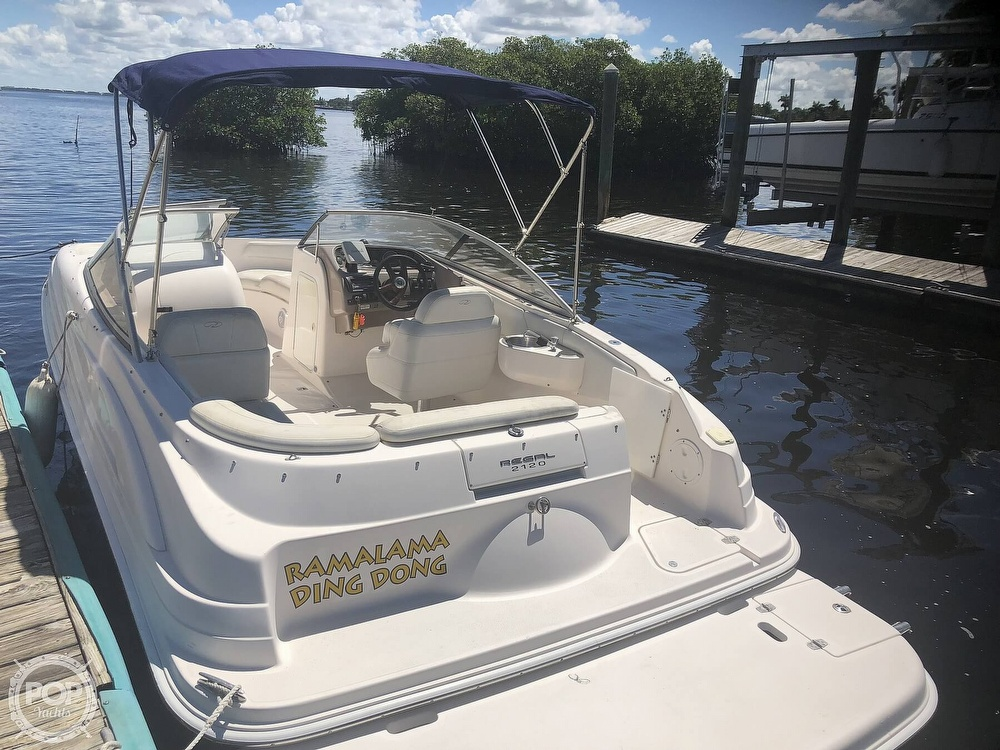 Regal 2120 Regal 2004 Regal 2120 for sale in Bradenton, FL