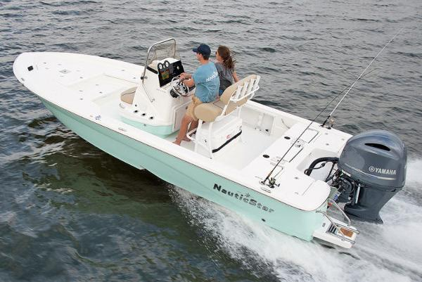 NauticStar 227 XTS Manufacturer Provided Image