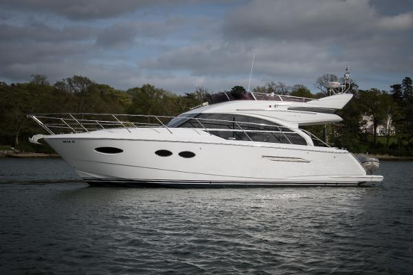 Princess 43 Port Side