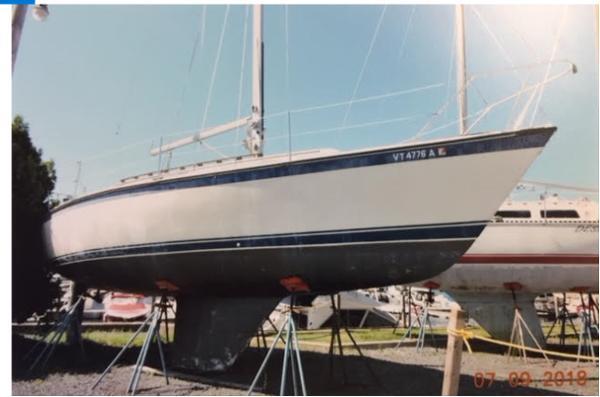 O'Day 30 Sail
