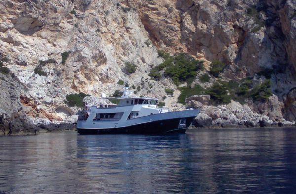 Super Calafuria by Catarsi Schipping Custom Long Range Trawler