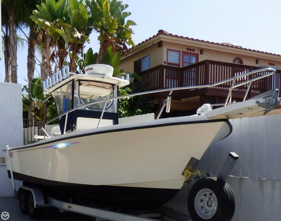 Parker 2500 Special Edition 2006 Parker Marine 2500 SE for sale in San Diego, CA