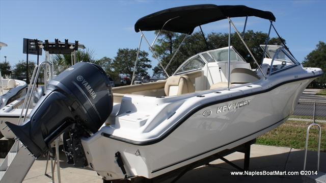 Key West Boats, Inc. 239 DFS