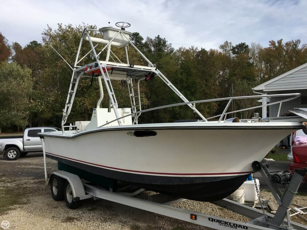 Correct Craft 24 Fish Nautique 1983 Correct Craft 24 Fish Nautique for sale in Sandston, VA